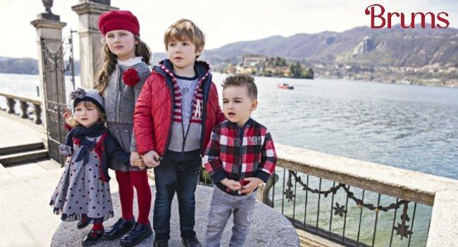 Blog - Collezione Autunno Inverno Bambini Brums - Fantaztico 73b56e3ab04