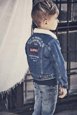 cerca autentico saldi migliore vendita Blog - Levi's Kids: collezione Autunno Inverno 2017 - Fantaztico
