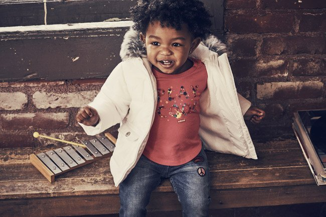 Levi's Kids abbigliamento bambnia