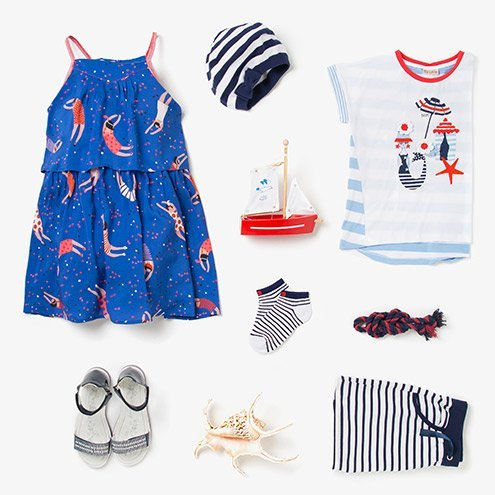 Marine Style Bambina