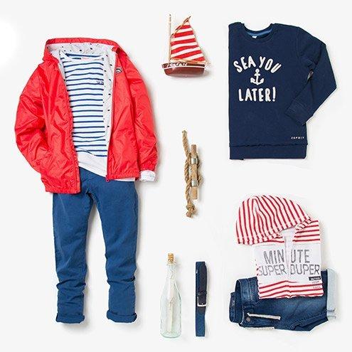 Marine Style Bambino