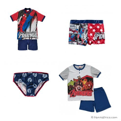 official photos 6c7b7 07f73 Blog - Marvel Spiderman Bambini: il trend del momento ...