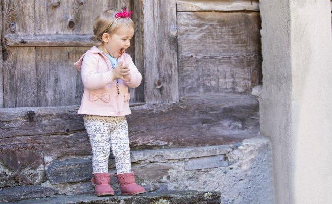 abbigliamento comodo bambina