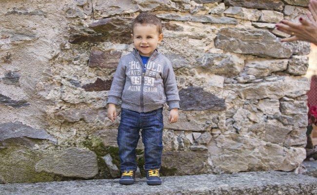 abbigliamento comodo bambino