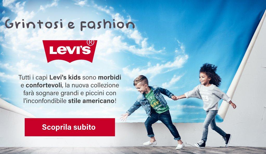 Abbigliamento Levis