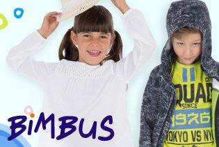 Abbigliamento Bimbus