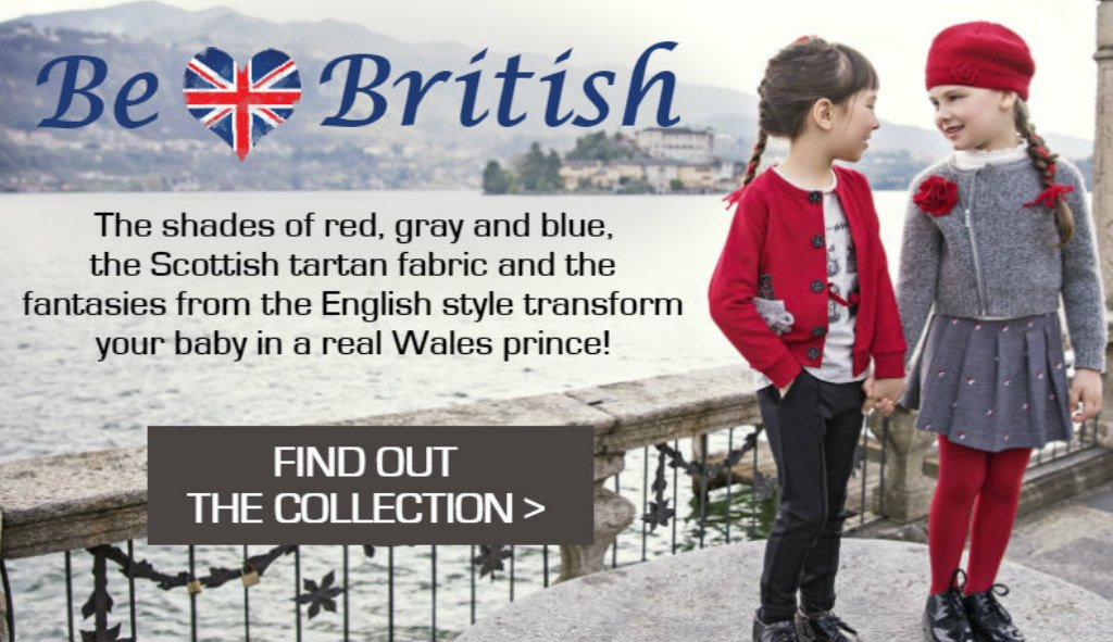 Be British collection