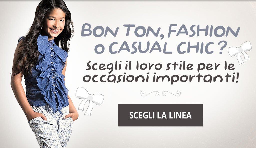 Bon ton, fashion o casual chic?