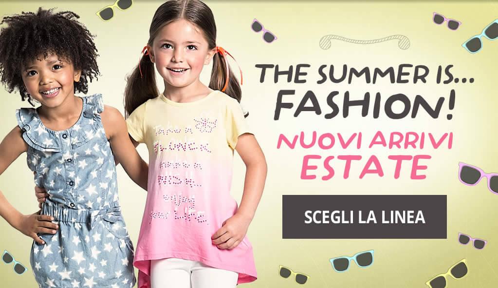 The summer is...fashion! Nuovi Arrivi Estate