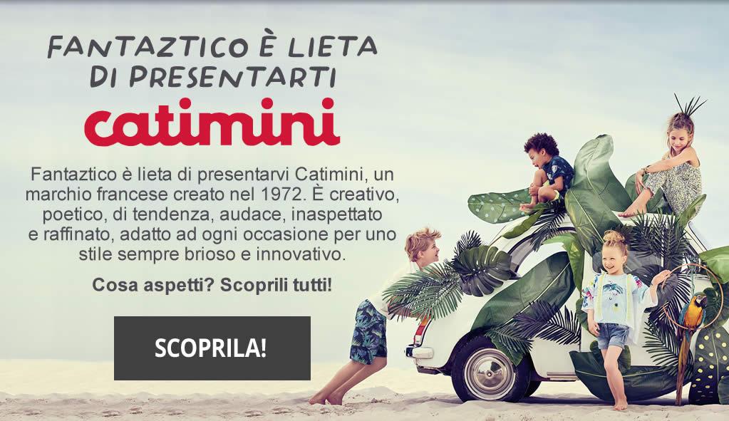 Fantaztico è lieta di presentarti Catimini!