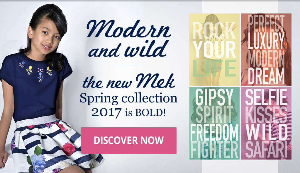 New collection Mek 2017